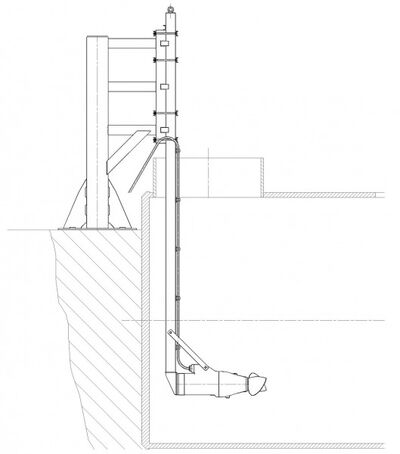 Schematic Of A Mixing Tank